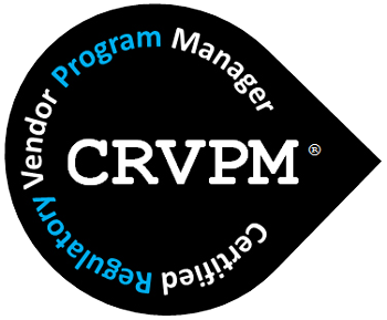 Certified Regualtory Vendor Program Manager